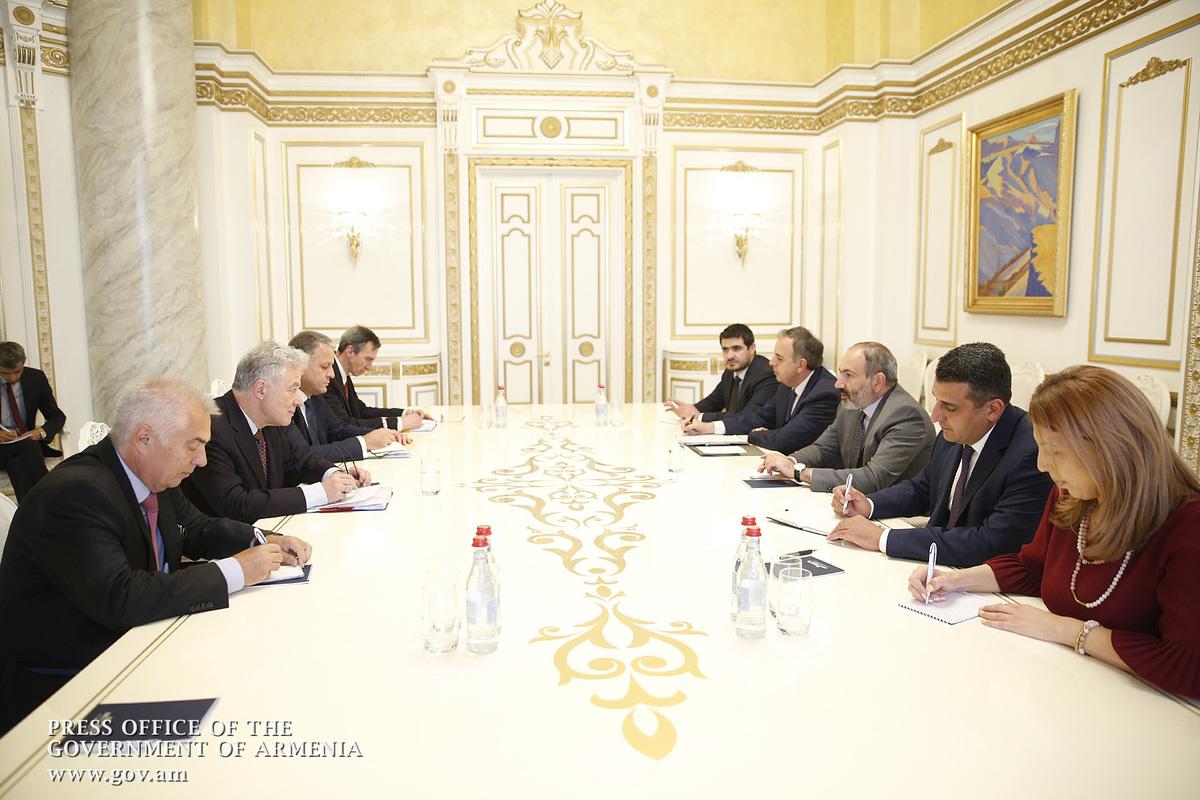 Евросоюз готов помочь в осуществлении инициированных в Армении реформ