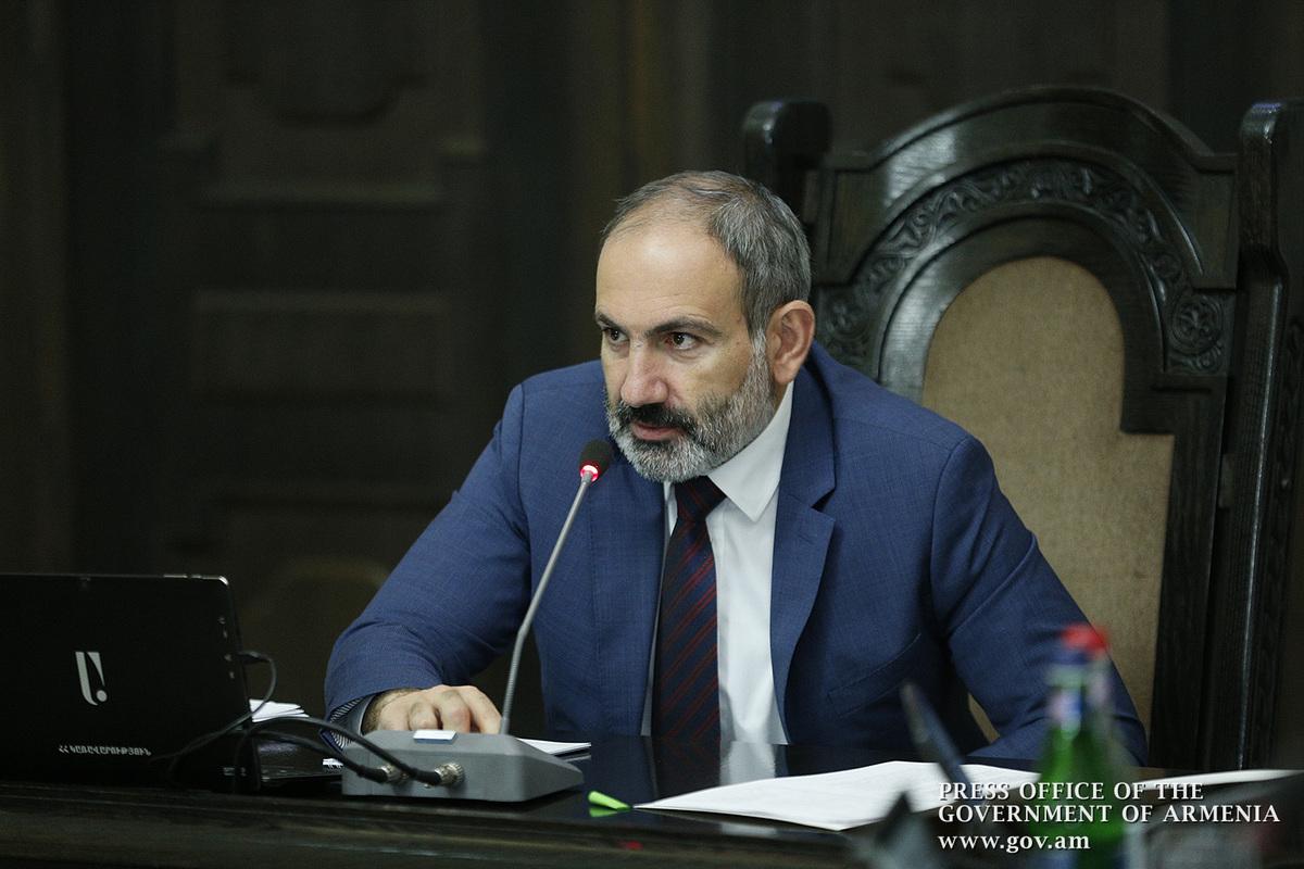 Никол Пашинян: Если Ереван – голова, то Сюник является хребтом Армении