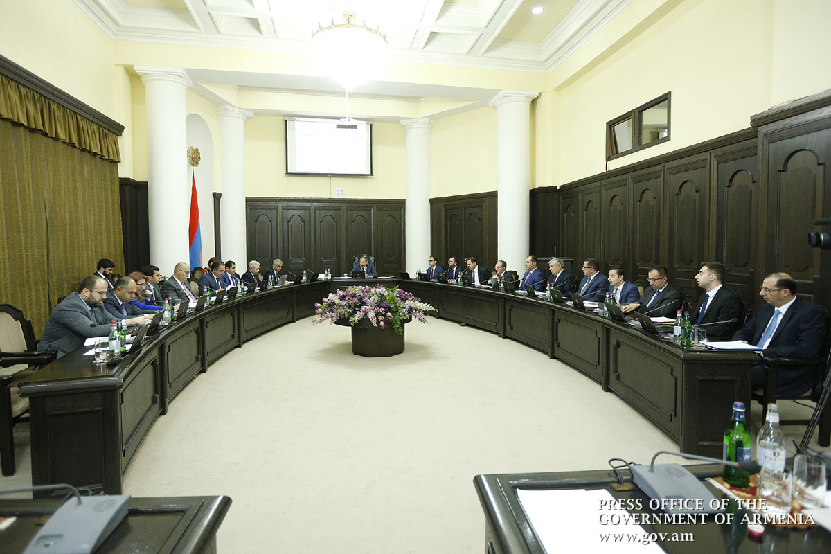 «Грапарак»: Решено сократить министерства