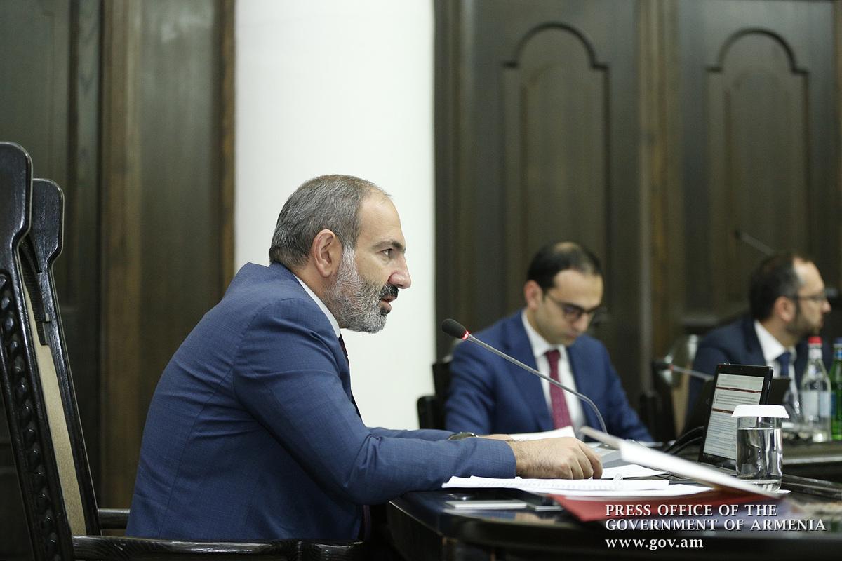 Пашинян надеется, что в предвыборный период правительство Армении будет работать интенсивнее