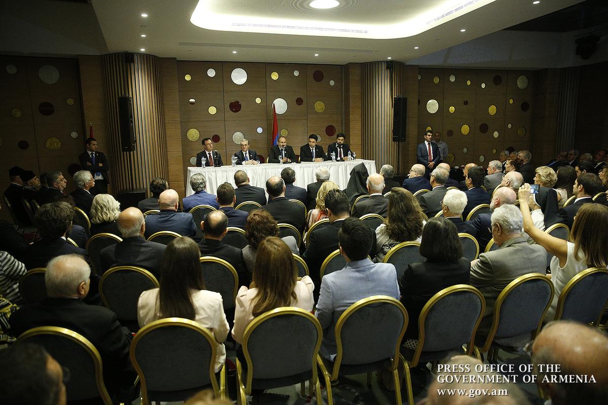 Никол Пашинян: Предлагаю полностью исключить теорию заговора в контексте урегулирования карабахского вопроса