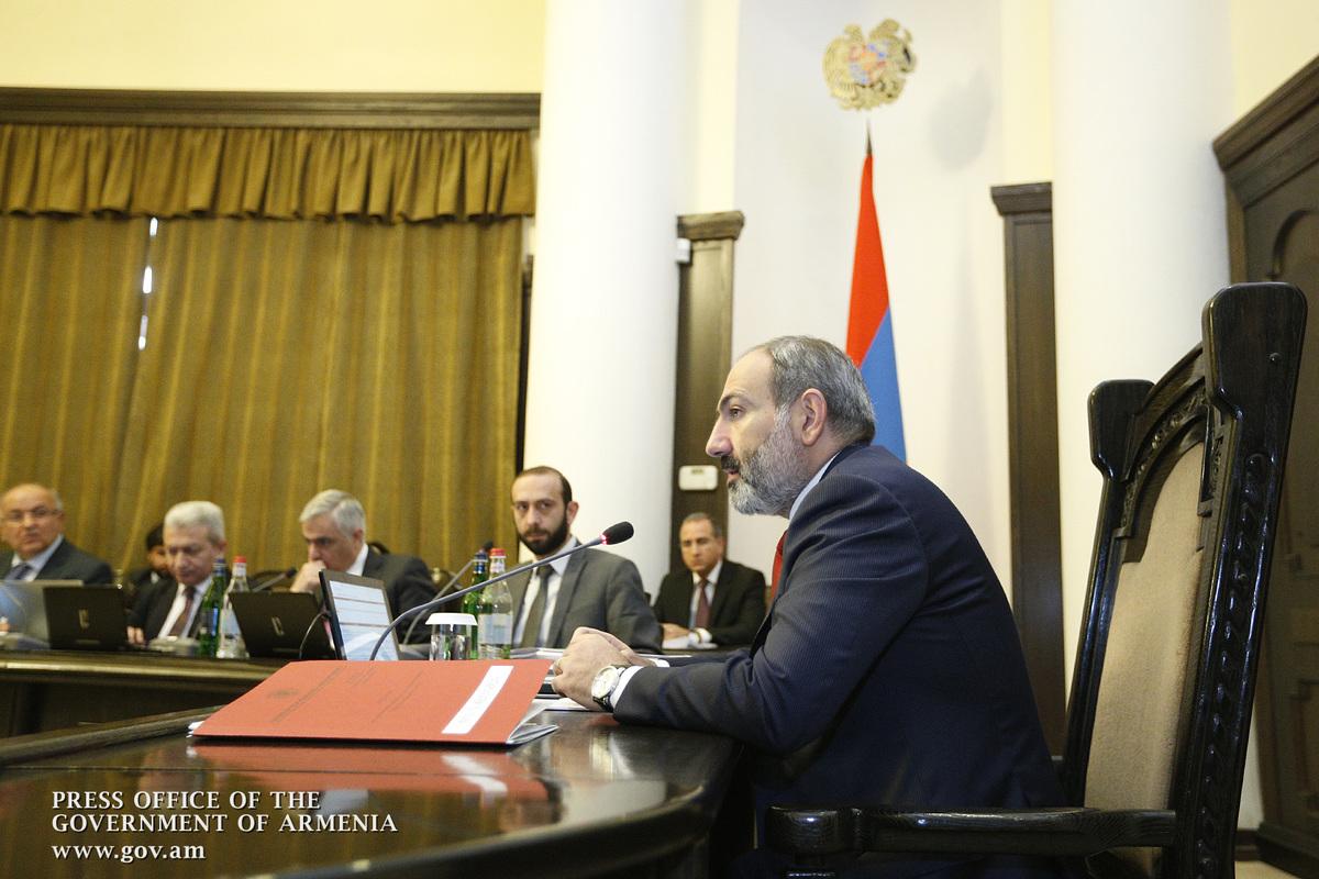 Никол Пашинян – о достижениях и провалах правительства в сфере экономики