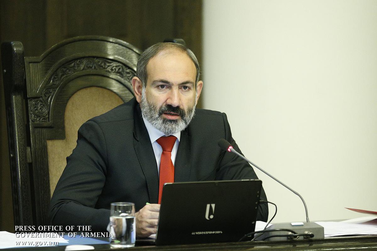 Никол Пашинян: В развитие армянских ВС мы должны инвестировать $2,5 млрд