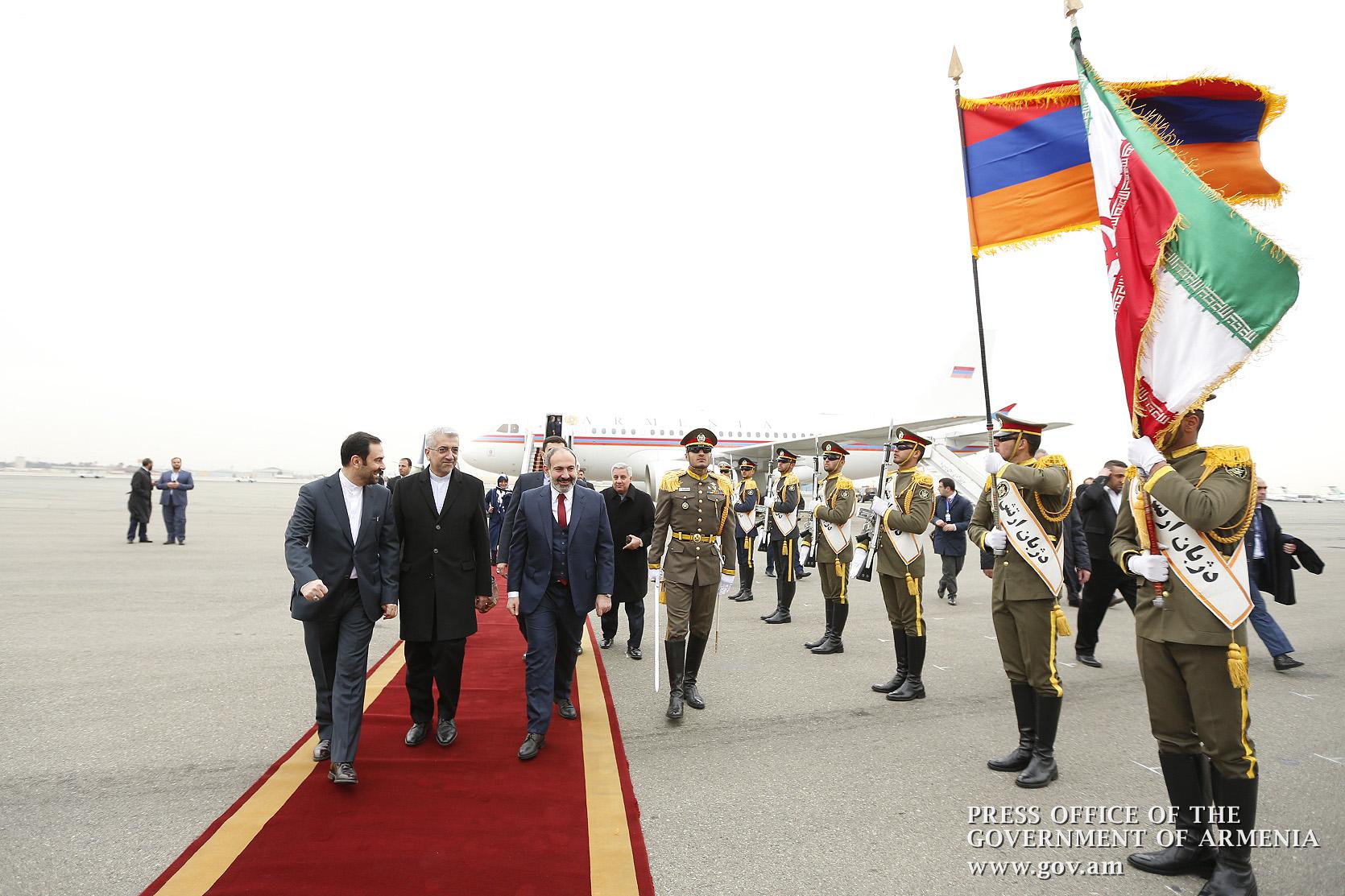 Да здравствует дружба Ирана и Армении