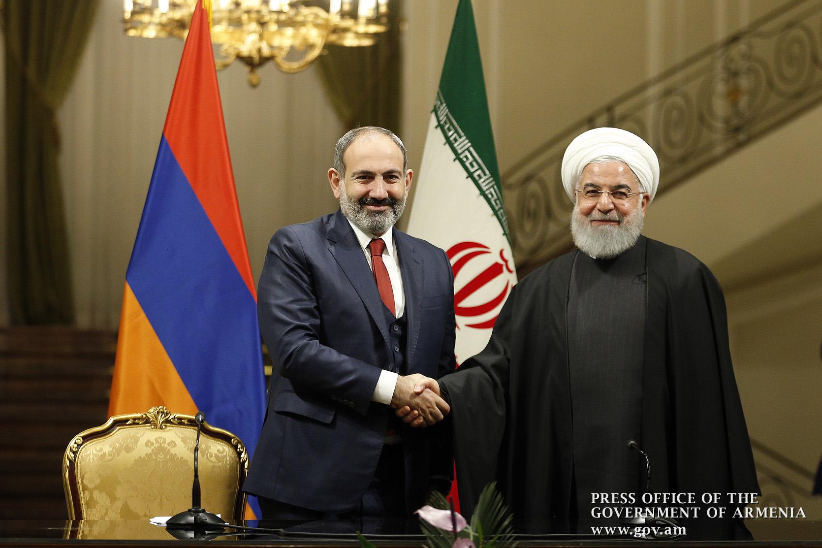 Армения Иран