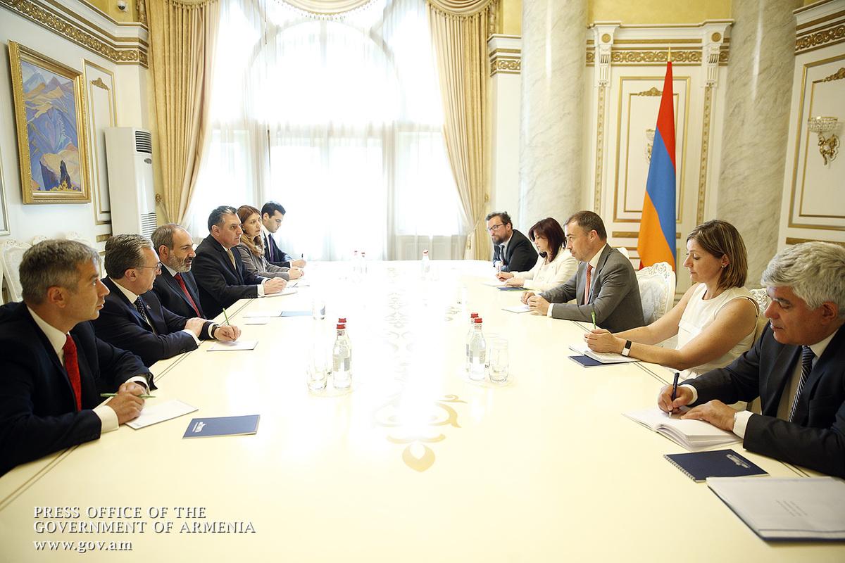 Тойво Клаар: ЕС придает большое значение динамичному развитию сотрудничества с Арменией
