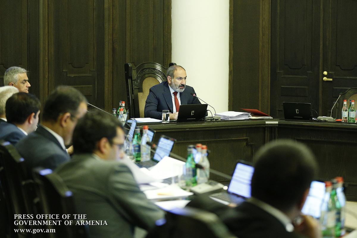 Никол Пашинян: У правительства Армении есть инструменты, чтобы конкретно стимулировать инвестиции