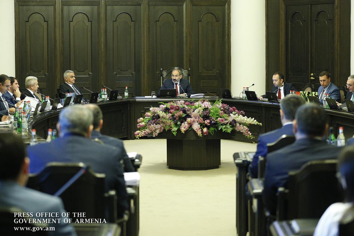 Одобрено предложение о подписании Соглашения по исключению двойного налогообложения между Арменией и Сингапуром