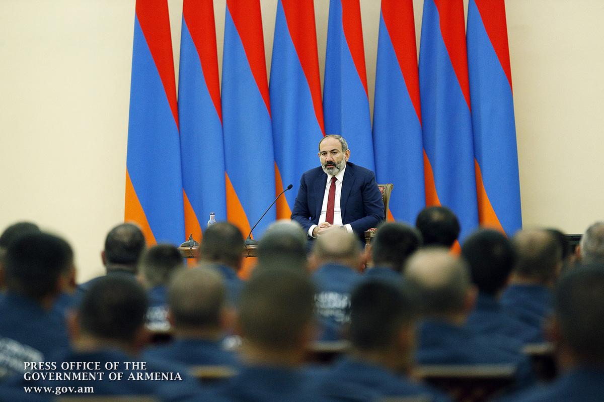 Премьер: Армянская миссия в Сирии разминировала 27 тыс. 510 кв. м. территории