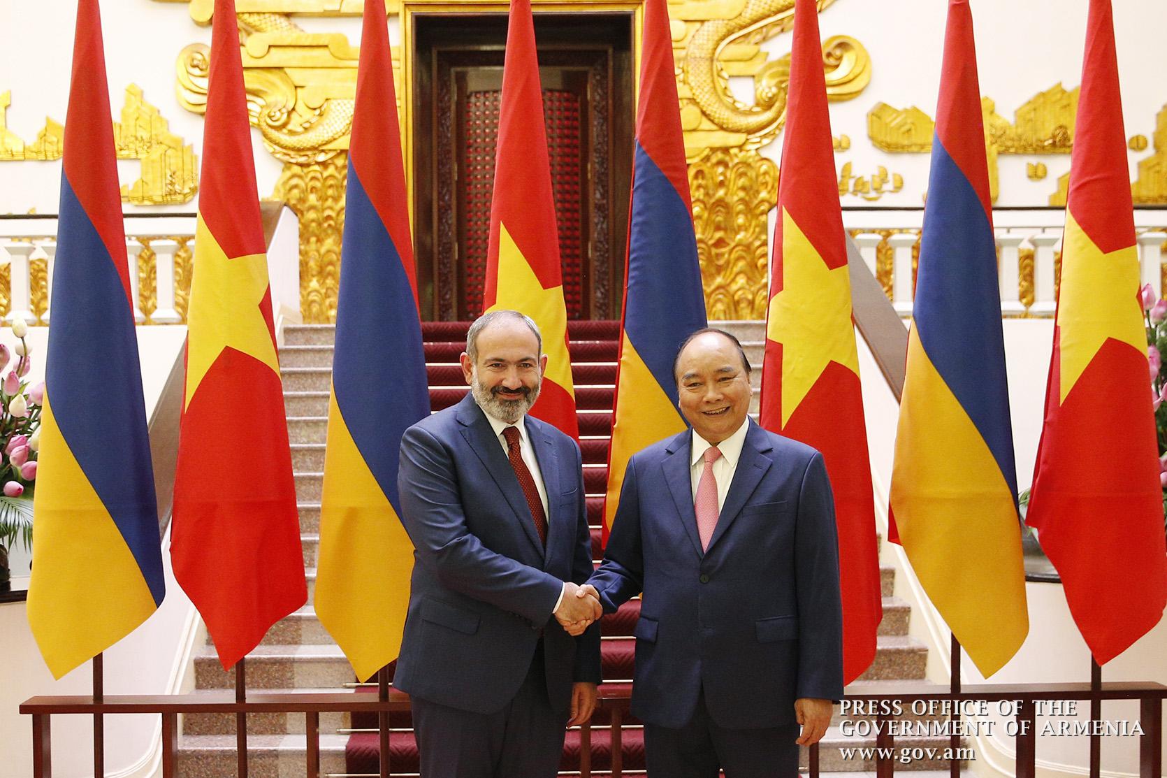 Армения Вьетнам