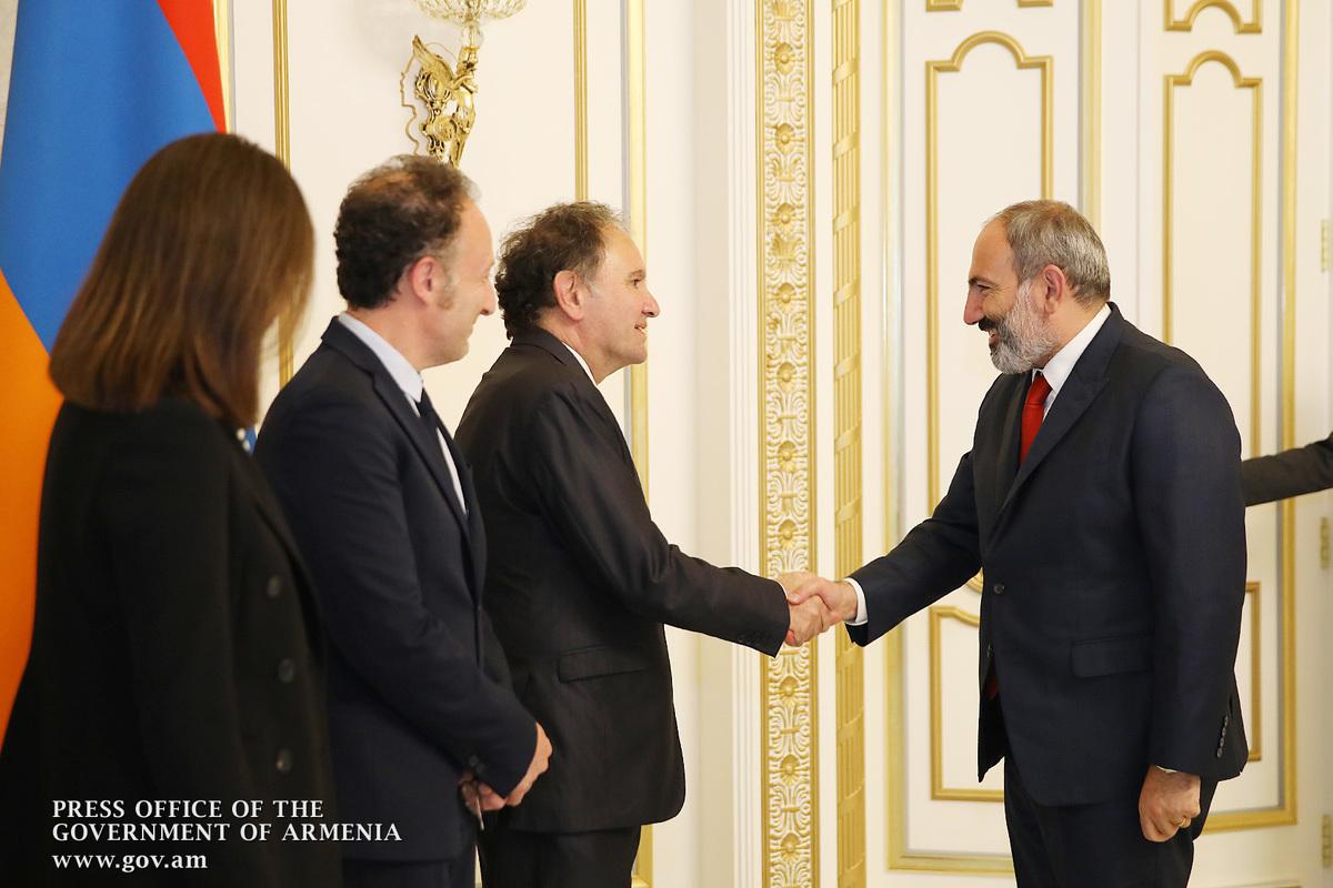 Армяно-французский прорыв: у премьера после слов посла