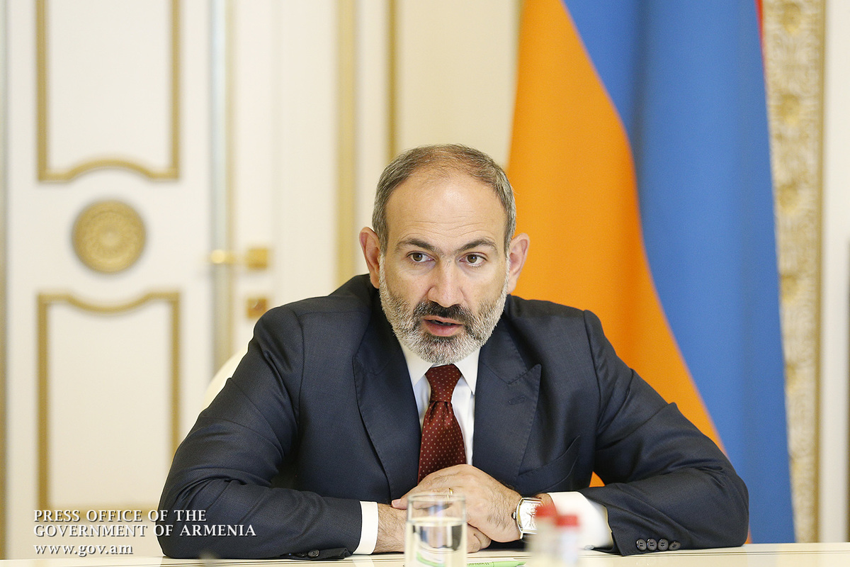 Armenia's Pashinyan to pay working visit to Kyrgyzstan