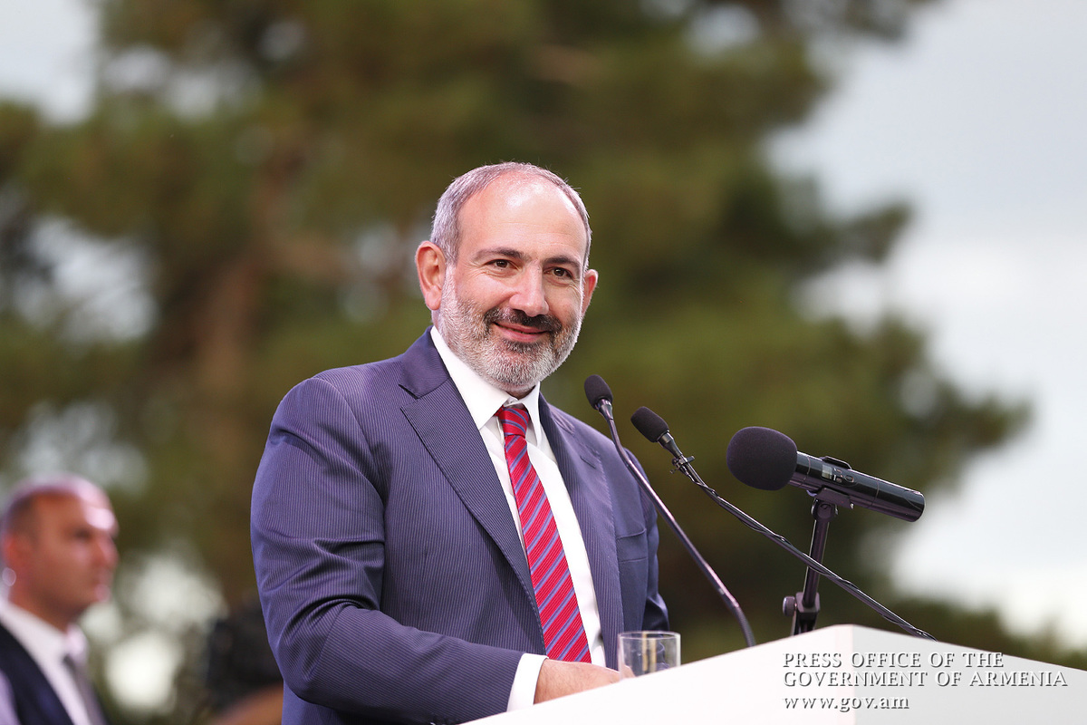Artsakh is Armenia', says Armenian PM