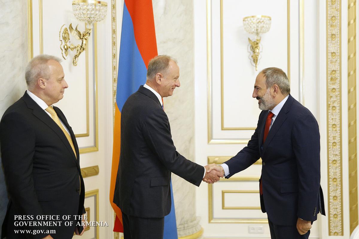 Никол Пашинян: Стратегическое сотрудничество между Арменией и Россией динамично развивается