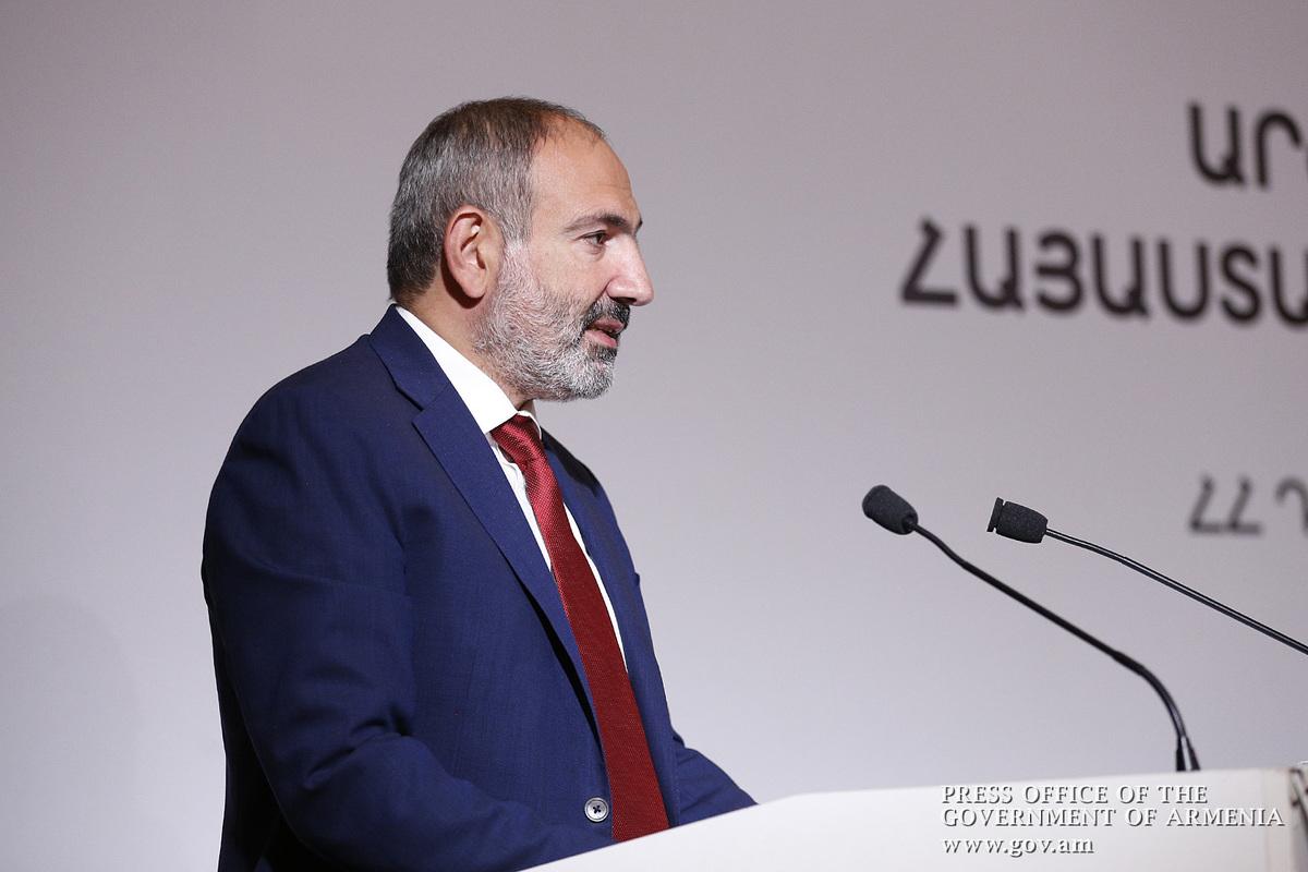 Пашинян претендует стать лидером мирового армянства