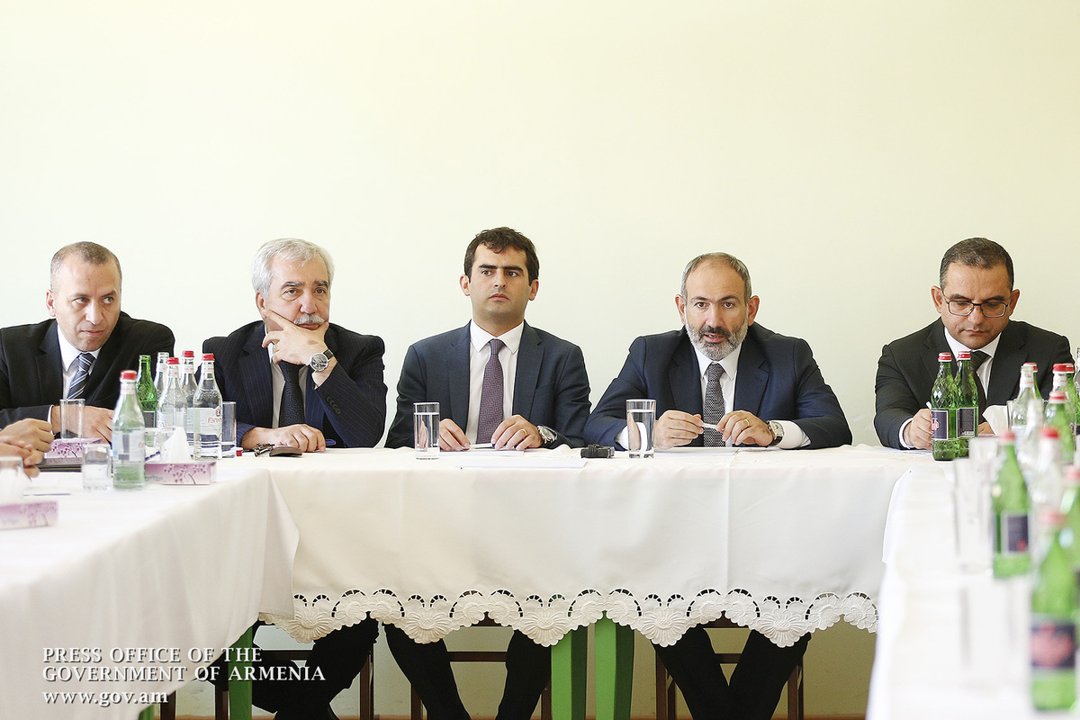 Премьер Армении: Нам нужна наукоемкая индустриальная экономика