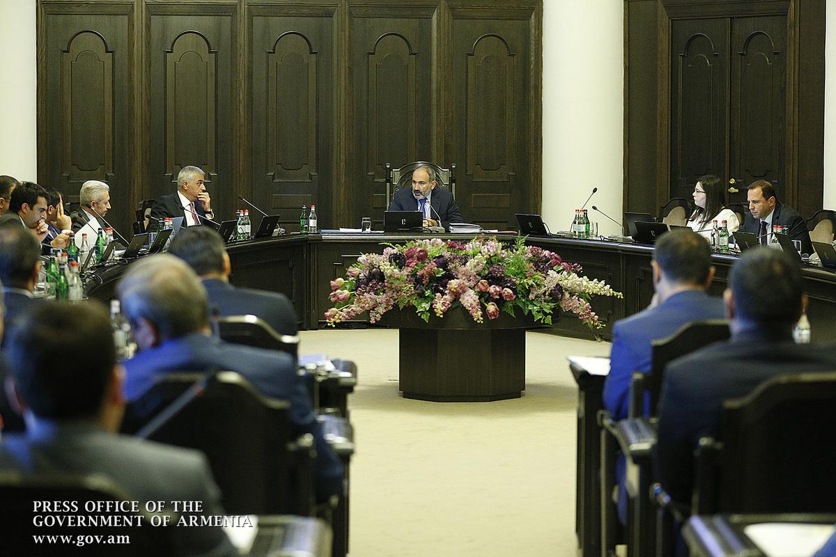 Правительство Армении в закрытом режиме обсудит возможные развития в Сирии и позицию Еревана