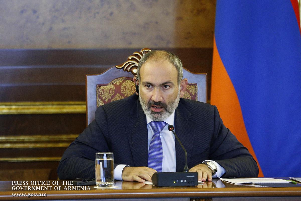 Никол Пашинян: В ходе онлайн-конференции с экспертами ELARD выявлен ряд новых обстоятельств