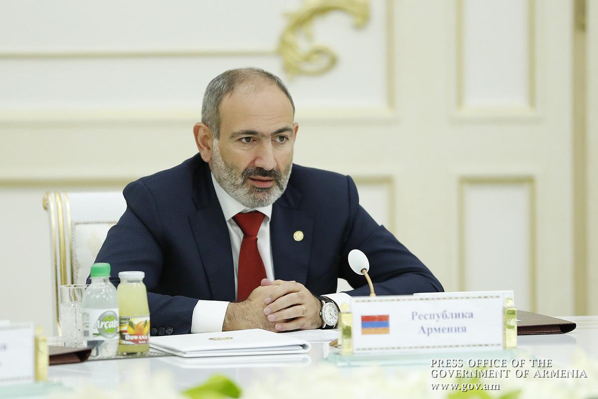 Премьер Армении направил поздравительное послание по случаю Национального праздника Испании