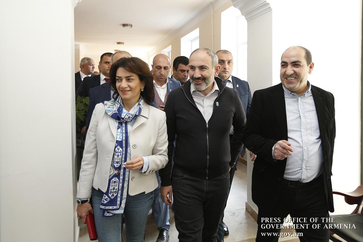 За 10 лет планируется реконструировать все 9 корпусов санатория «Армения» в Ванадзоре