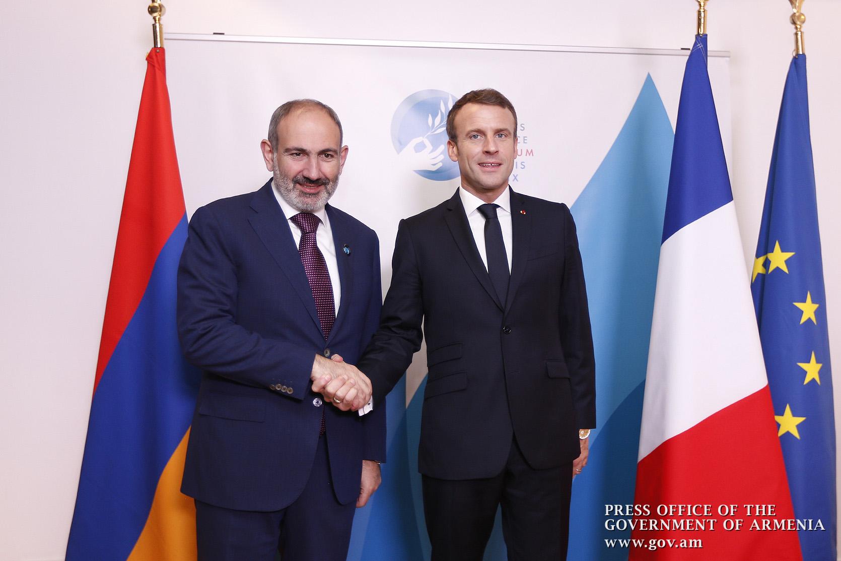 Никто не может говорить с Арменией с позиции силы |  Никол Пашинян