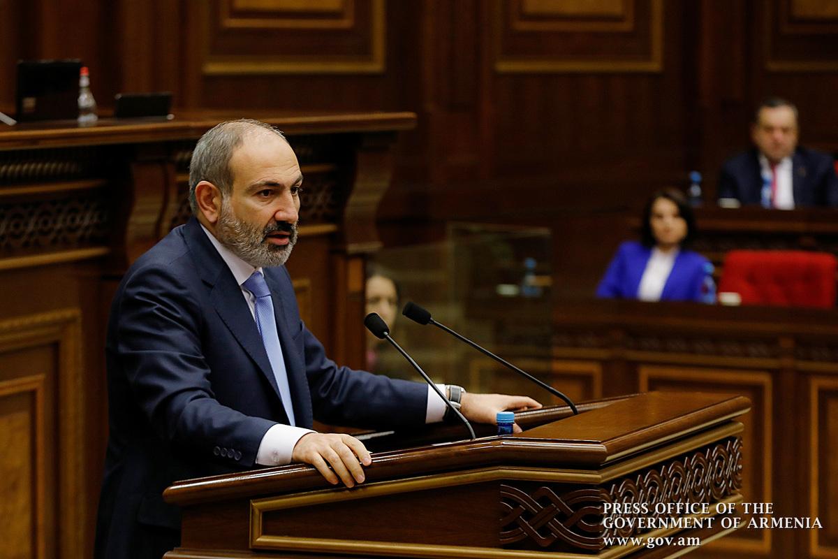 Никол Пашинян: Правительство Армении не устраивают объемы иностранных инвестиций
