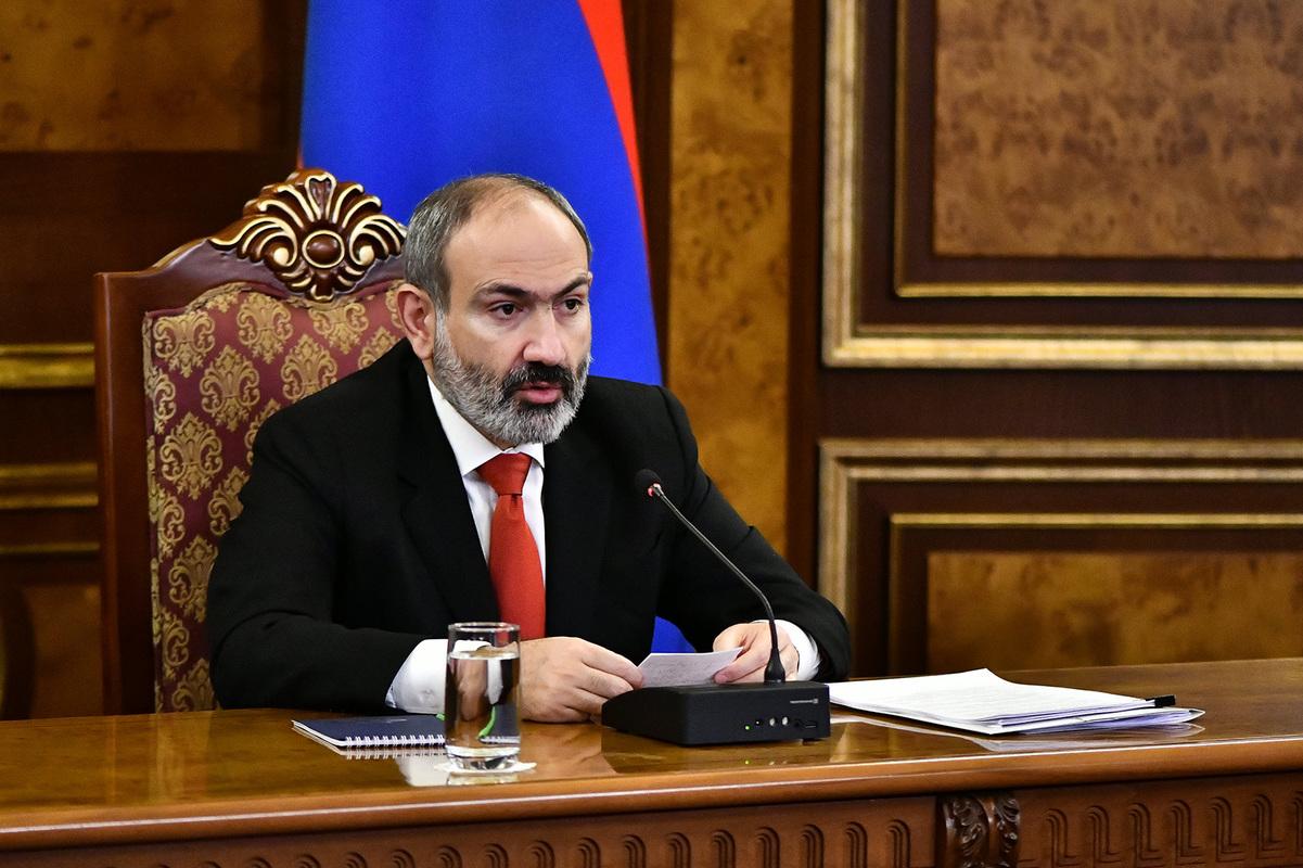 Никол Пашинян: Несмотря на ряд политических спекуляций, за этот период закуплено беспрецедентное количество вооружения