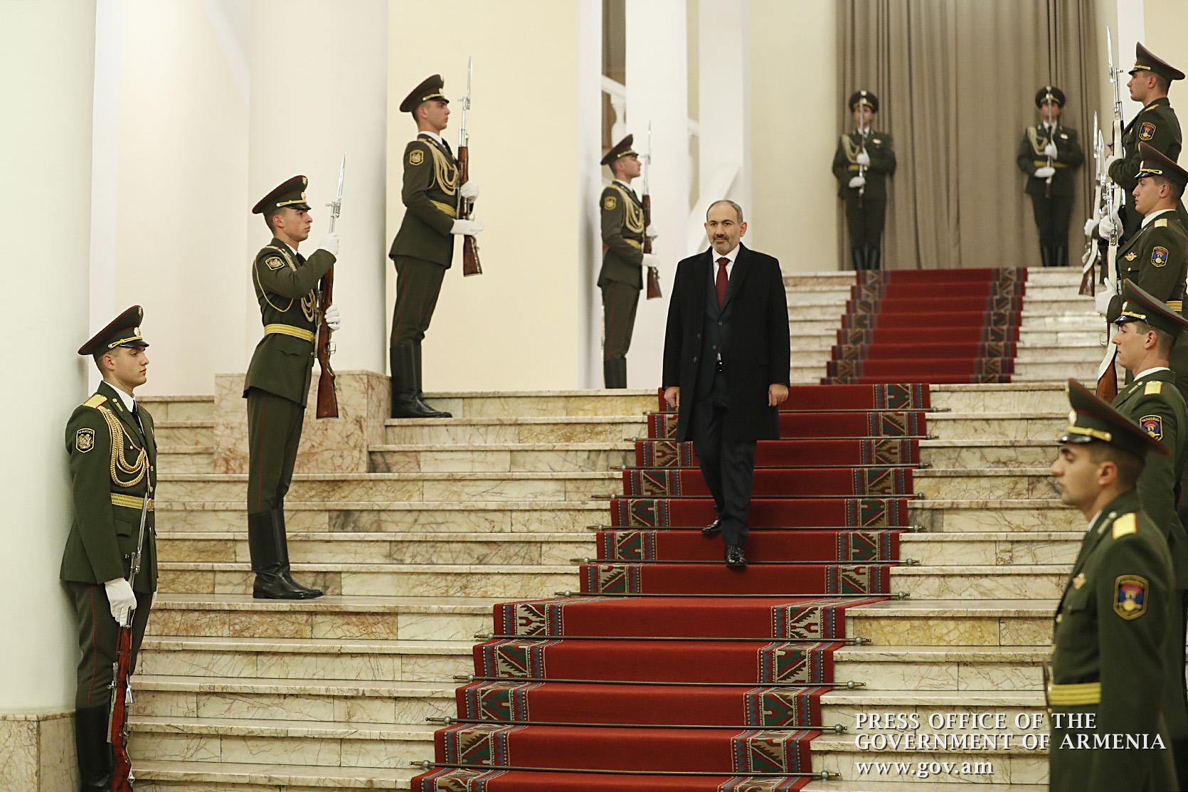 По результатам за 2019 год Армения опередила и Грузию, и Азербайджан | Никол Пашинян