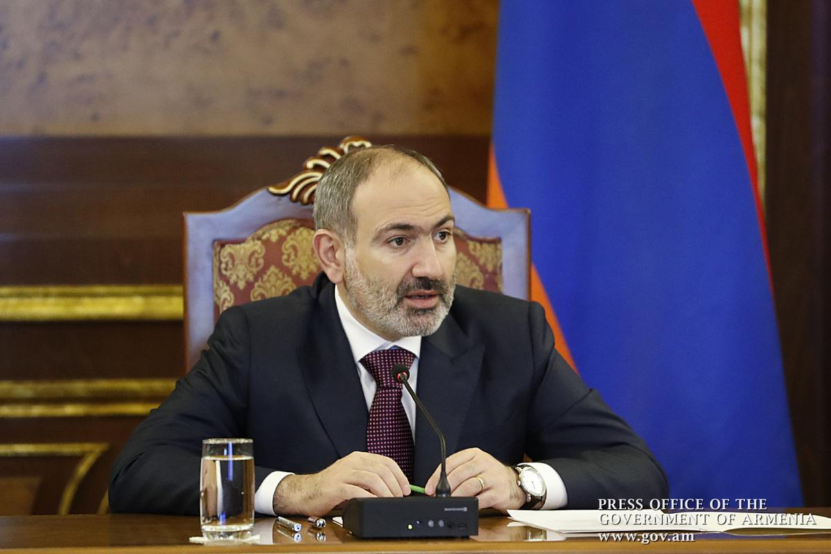 Никол Пашинян обнародовал сенсационные данные