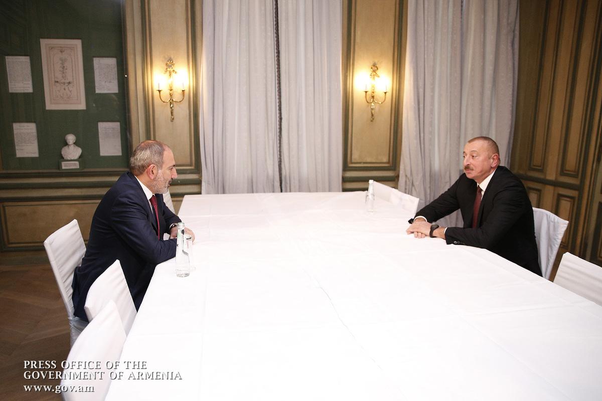 О чем договорились Пашинян и Алиев
