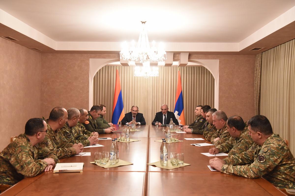 Не только армия: Никол Пашинян констатировал каркас безопасности
