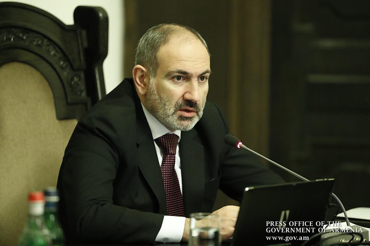 Исключено, чтобы правительство скрывало от населения информацию о коронавирусе – Никол Пашинян