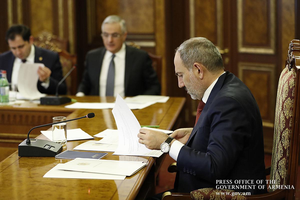 Правительство Армении проведет мониторинг эффективности программы в сфере сельского хозяйства