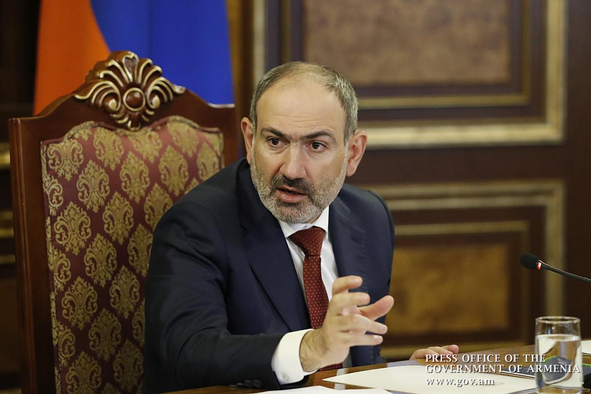 Никол Пашинян: Отключений от коммунальных услуг не будет