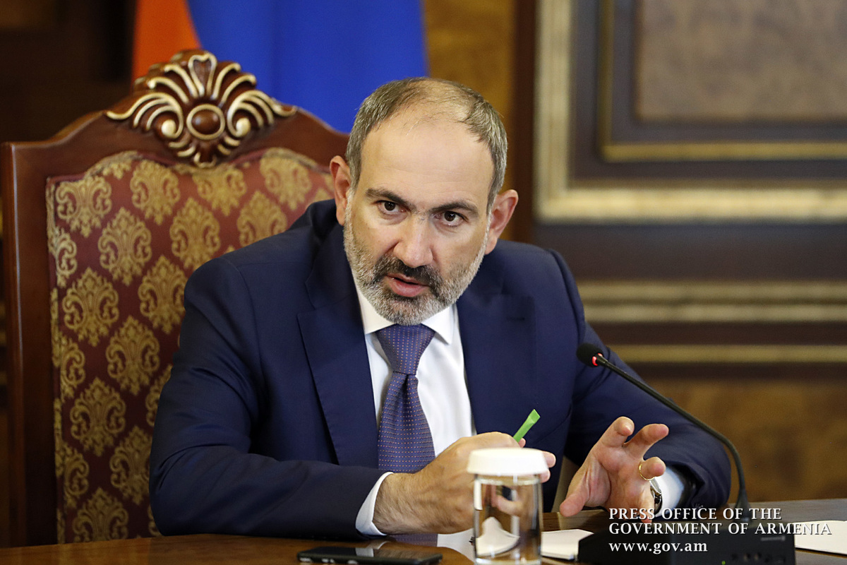 Никол Пашинян: Пакет соцпомощи, в первую очередь, должен быть нацелен на ставших безработными из-за коронавируса граждан