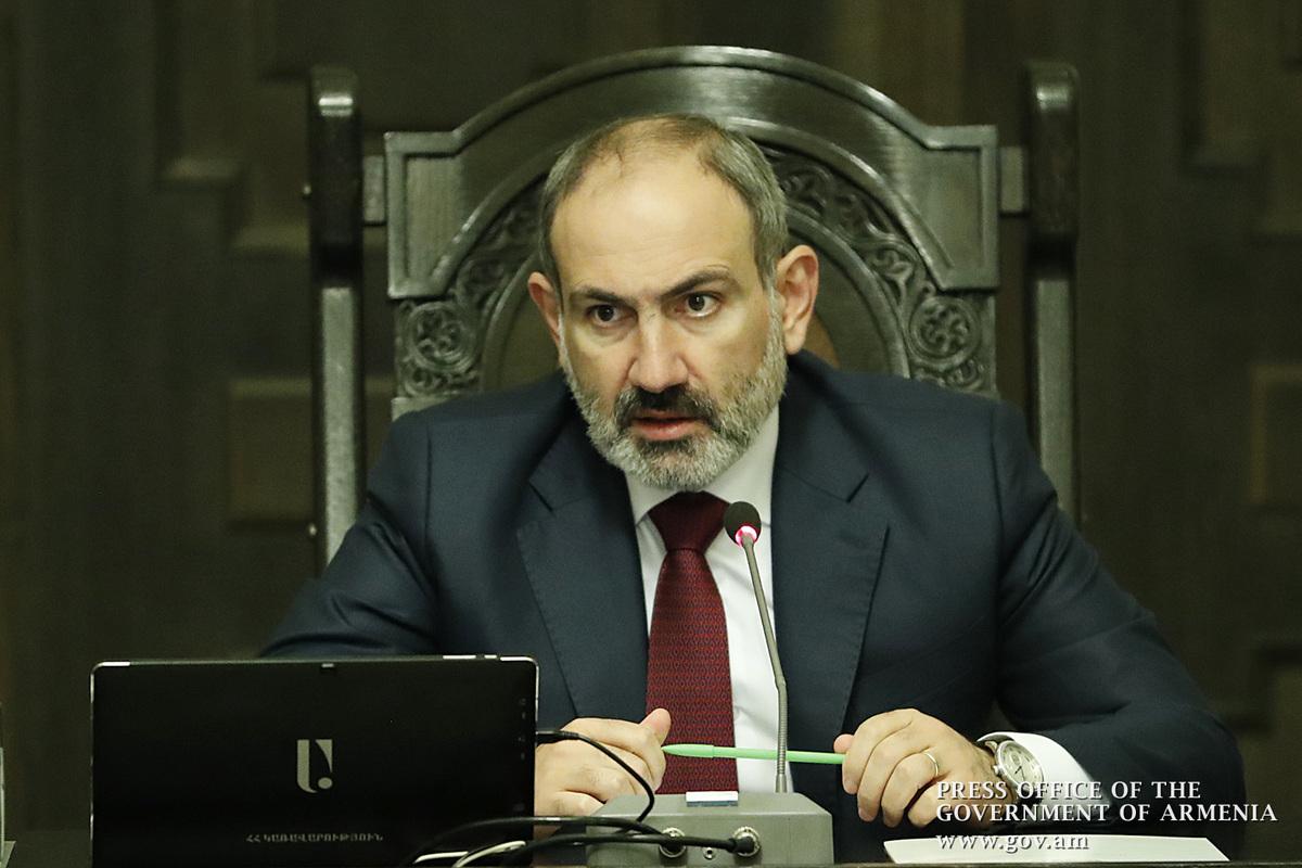 Премьер Армении: Это не тот случай, когда все эти чрезвычайные меры принимаются в политических или иных целях