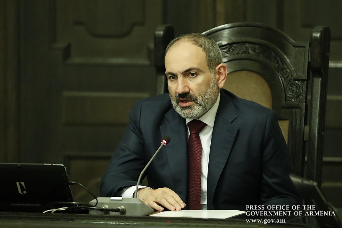 В правительстве Армении обсудили шаги по стимуляции инвестиционной политики