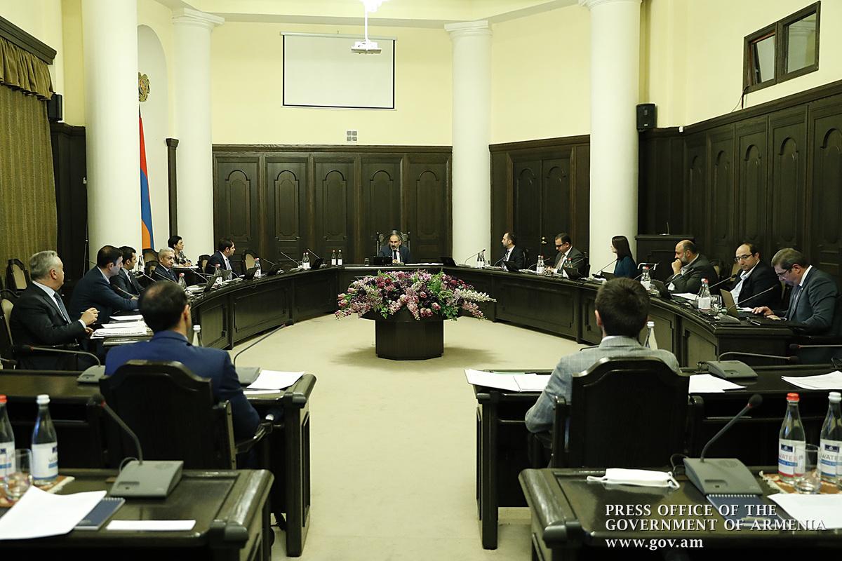 АРМЕНИЯ: Обсуждены дальнейшие шаги по стимуляции производства сельскохозяйственных продуктов в Армении