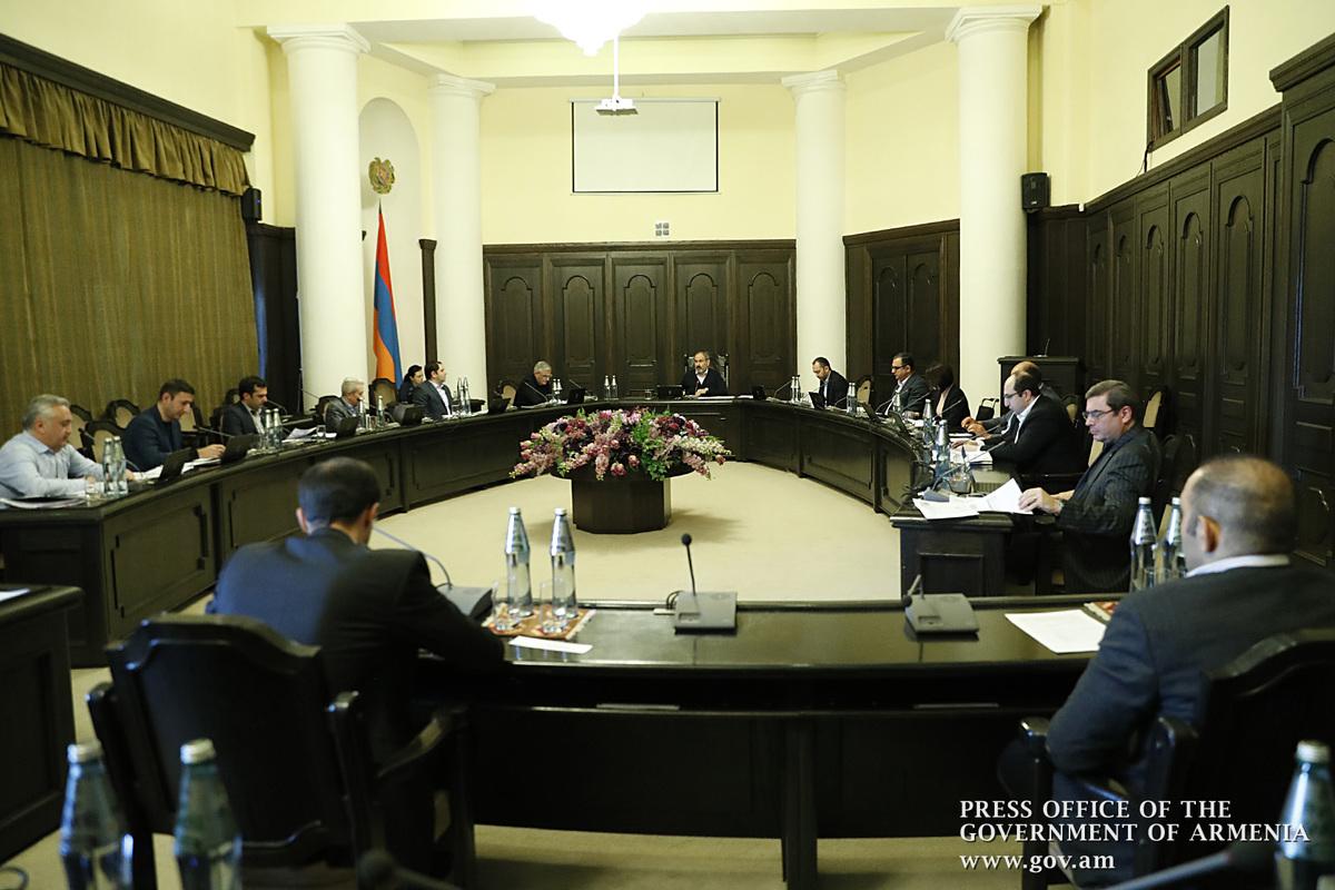 Никол Пашинян поручил ускорить имплементацию социальных мероприятий