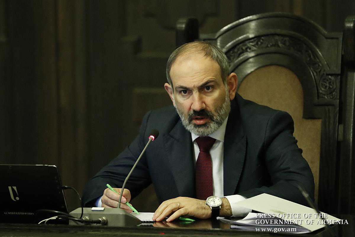 Н. Пашинян: С завтрашнего дня нужно обеспечить возможность проведения тысячи тестов в день