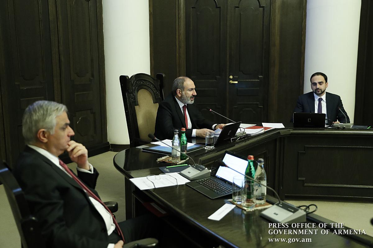 Премьер Армении о неточностях, связанных со случаями заражения коронавирусом