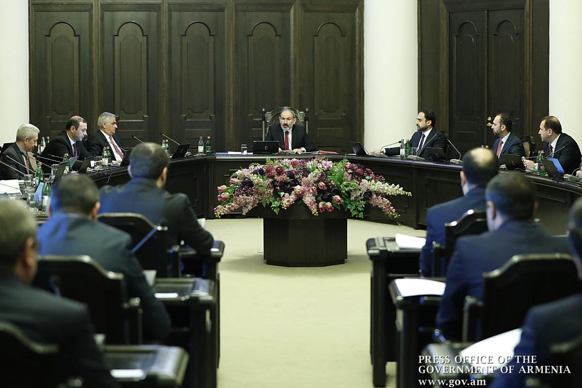 Никол Пашинян: В Армении наблюдается определенная тенденция роста банковских вкладов