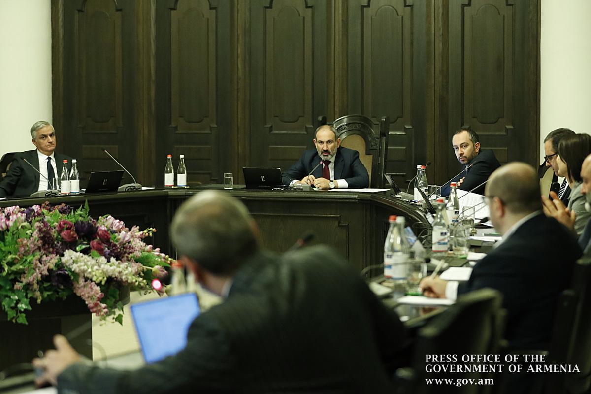 Пашинян: По антикризисной программе правительства Армении уже распределено свыше 12 млрд. драмов
