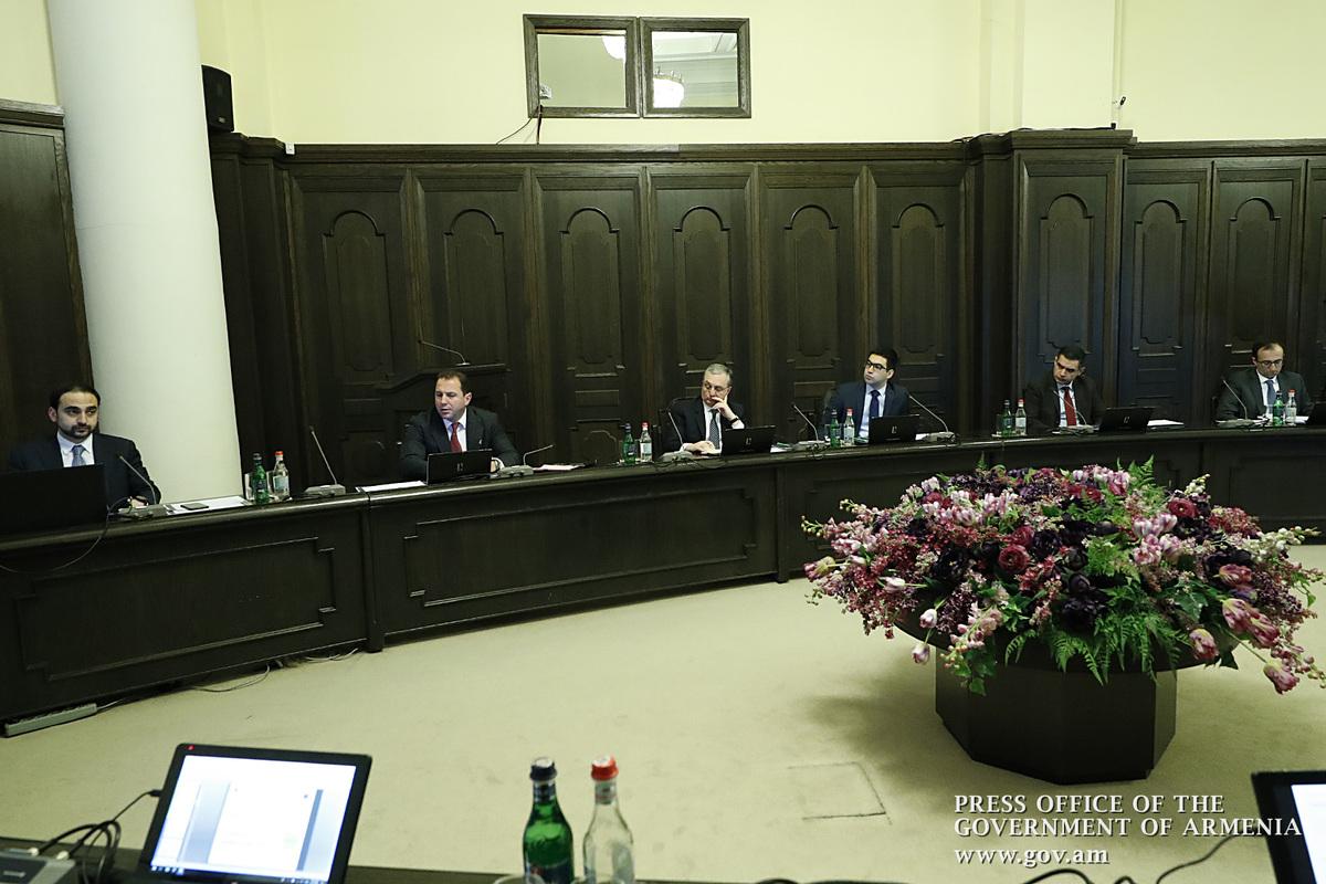 Т. Авинян: Из Китая в Армению доставлены 100 тысяч реагентов для производства ПЦР-тестов