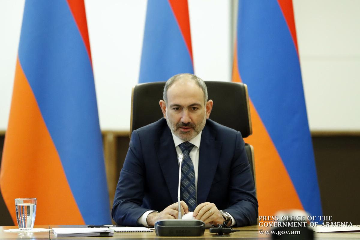 Никол Пашинян: В целом ситуация в Армении находится под контролем