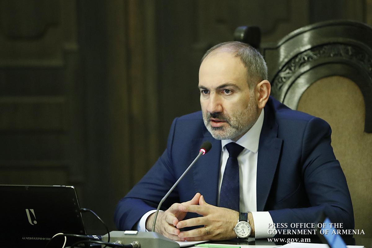 Премьер Армении: Полиция должна действительно измениться