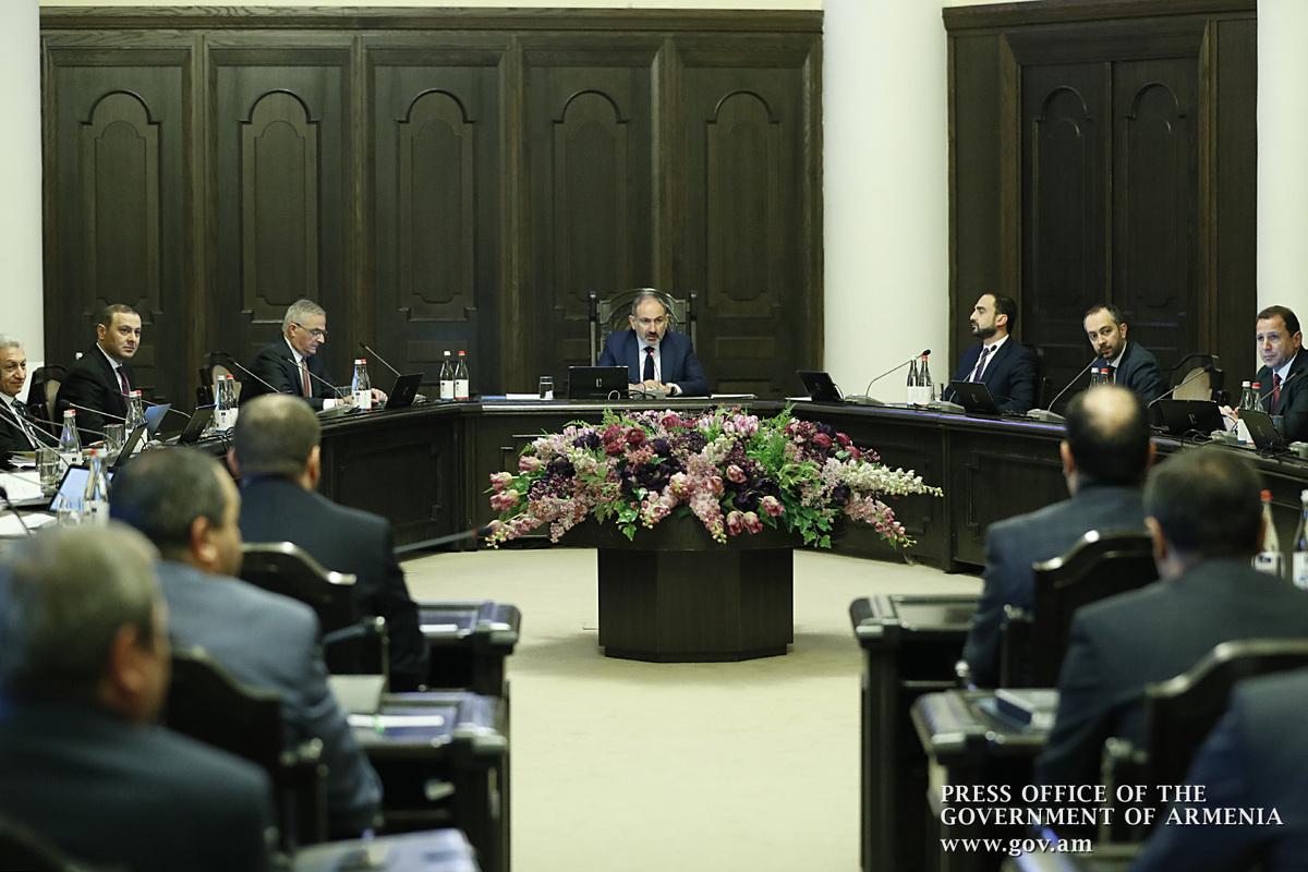 Дефицита товаров в Армении нет и не будет - Пашинян