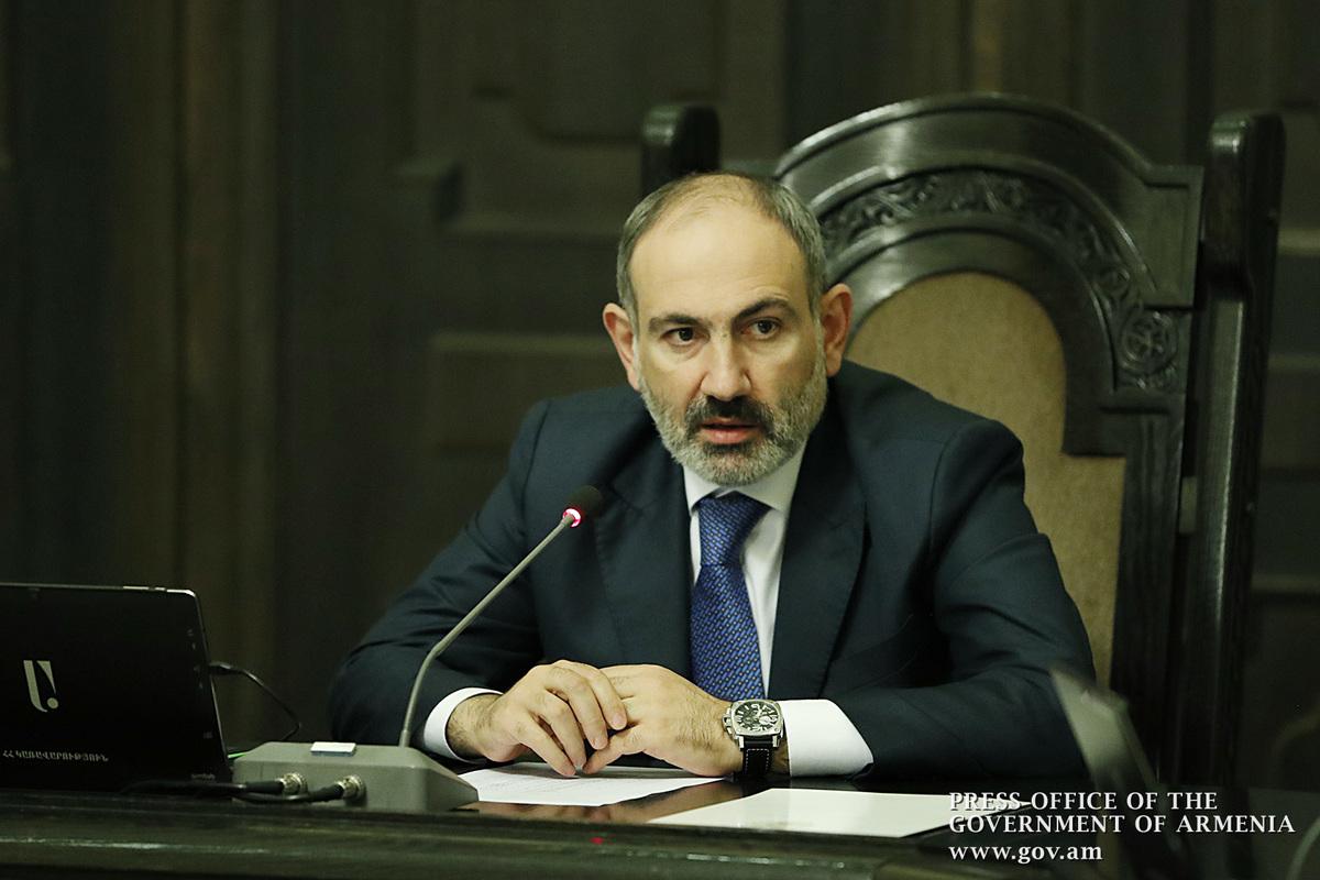 Пашинян: Антикризисными мероприятиями правительства Армении воспользовались 639 592 семьи