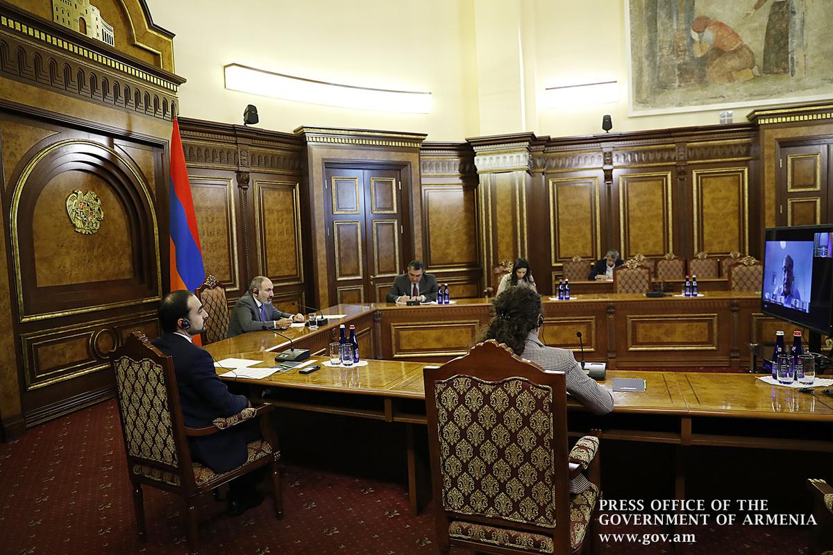 ЕБРР продолжит тесное сотрудничество с правительством Армении