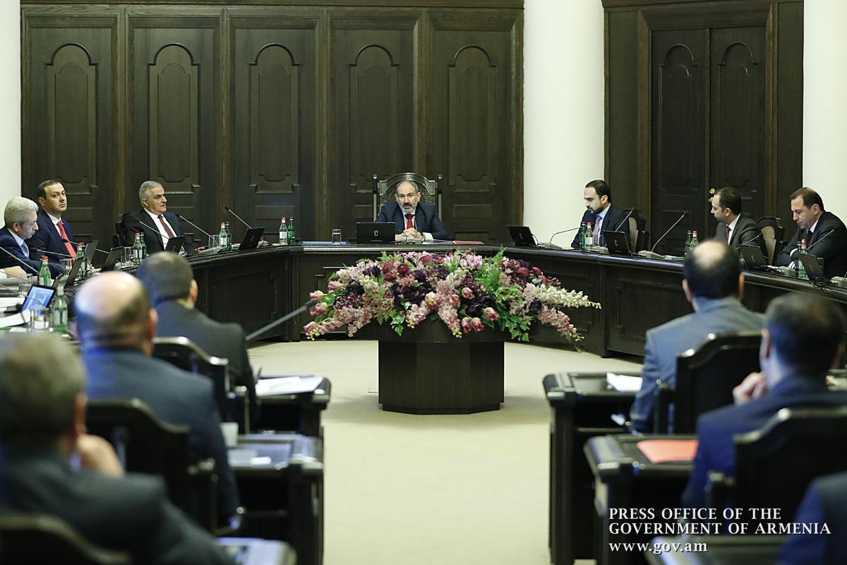 Правительство Армении в этом году осуществит строительство более 100 объектов